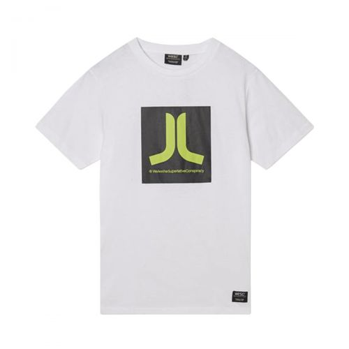 wesc max box icon uomo t-shirt L1122010