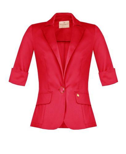 rinascimento giacca donna corallo CFC0103656003