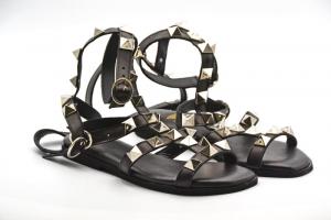crown scarpe donna nero VALE SCHIAVA