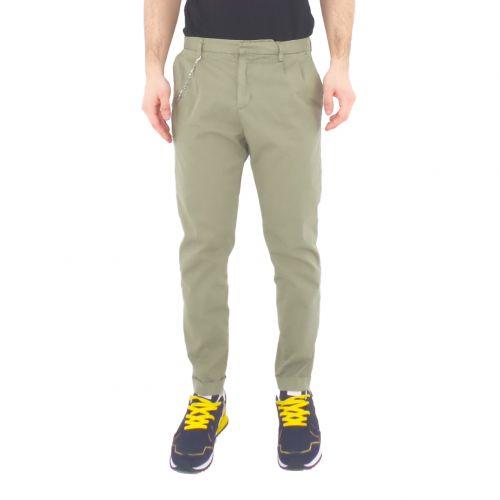 squad2 ZAGABRIA 811 pantalone uomo verde