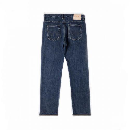 edwin regular tapered evev wash mid uomo jeans I028865