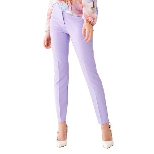 rinascimento CFC0102428003 B215 pantalone donna viola