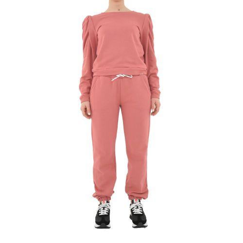 berna W 212070 66 felpa donna rosa