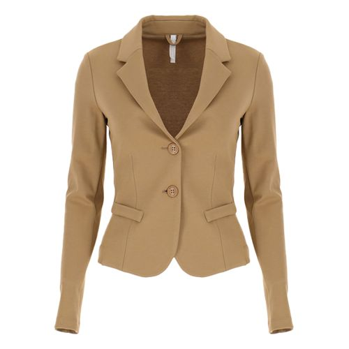 imperial giacca donna cammello JS24CGB