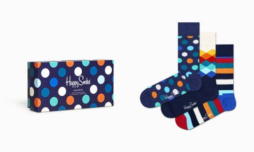happy socks calzini donna multicolor PACK CLASSIC MULTI-COLOR SOCKS/D
