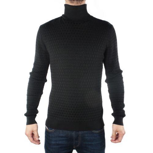 diktat DK87028 NERO maglia uomo nero