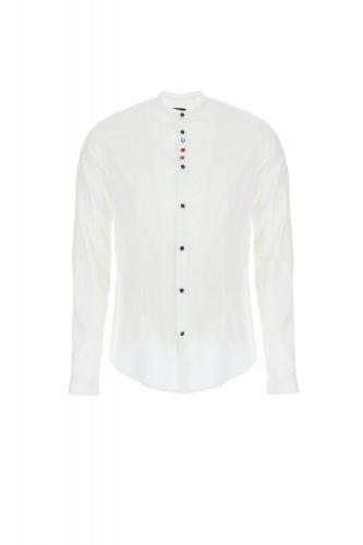 imperial C6407I130 1100 camicia uomo bianco