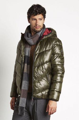 mark up MK89803 GRIGIO/MARRONE sciarpa uomo grigio e marrone
