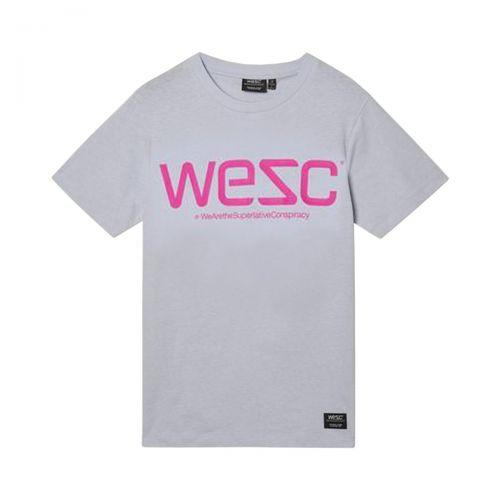 wesc max wesc logo s/s uomo t-shirt L1122759