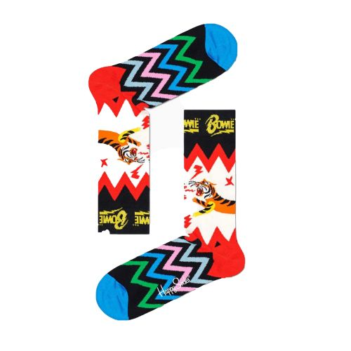 happy socks ELECTRIC TIGER/U 9300 calzini uomo multicolor
