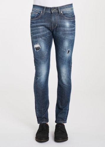 gaudi 021GU26007 00 jeans uomo denim