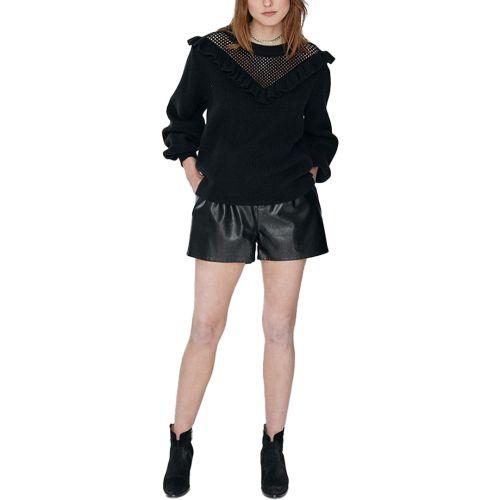 molly bracken maglia donna nero LA834A21