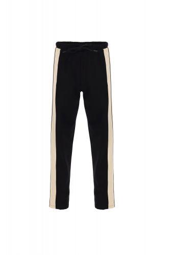 imperial pantalone donna nero P3B6CFZ