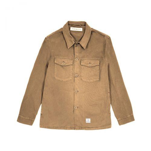 department 5 broz uomo giacca-camicia US011-2TF0017