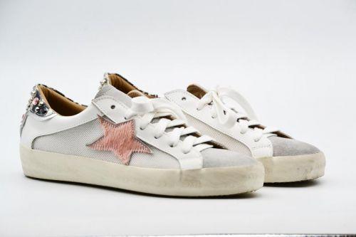 crown scarpe donna bianco ILDE NEWTOP MULTI