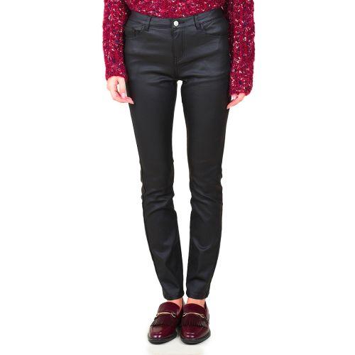 molly bracken pantalone donna nero E1597A21